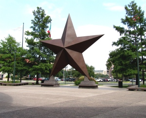 Bob Bullock Texas State History Museum star