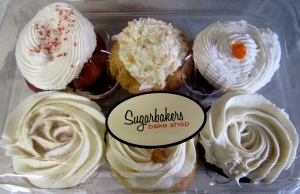 Sugarbakers Cupcakes