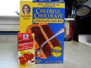 Naturally Nora Cake Mix