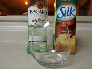 Rum and Nog