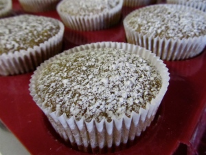 Vegan Spice Cupcakes