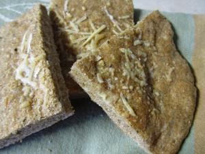 Whole Wheat Focaccia