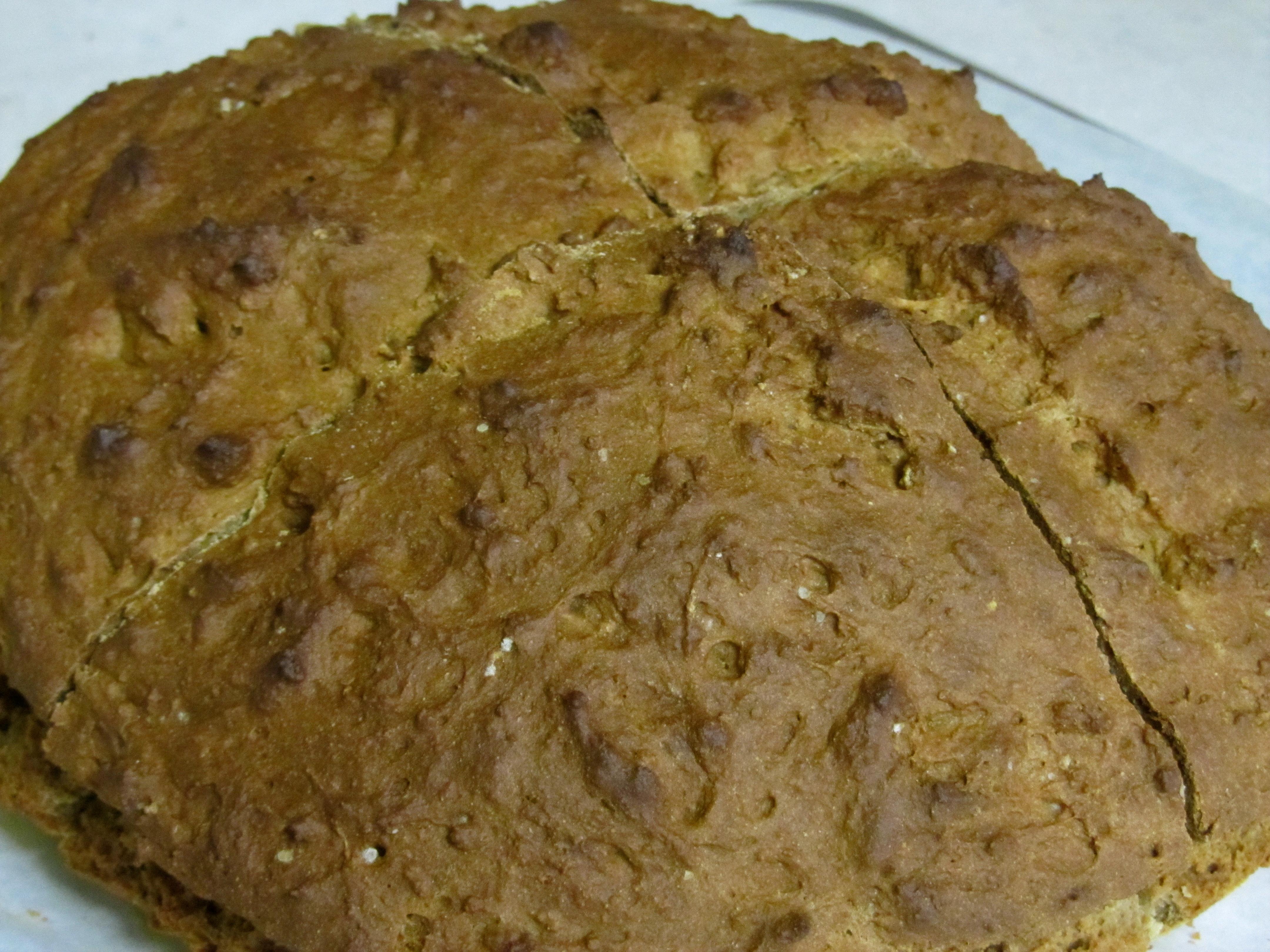 Whole Wheat Irish Soda Bread Muffins Recipe — Dishmaps