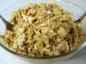 BBQ Shredded Chicken