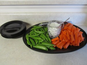 Fresh Vegetable Tray